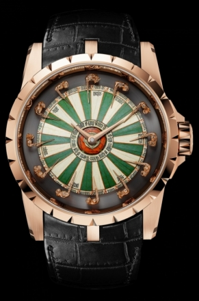 Roger Dubuis Excalibur Table Ronde