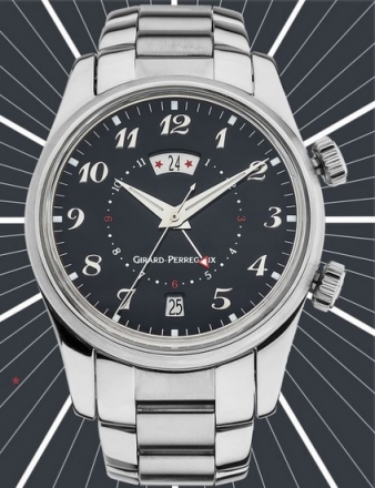 Girard-PerregauxTraveller II (Time Zone Alarm Automatic GMT)