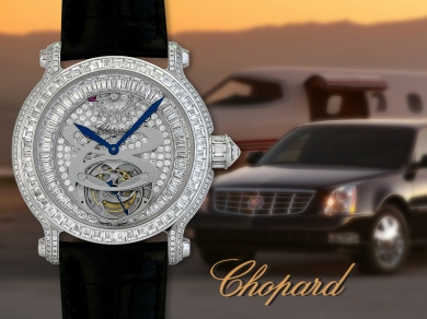 Chopard L.U.C Tourbillon Lady