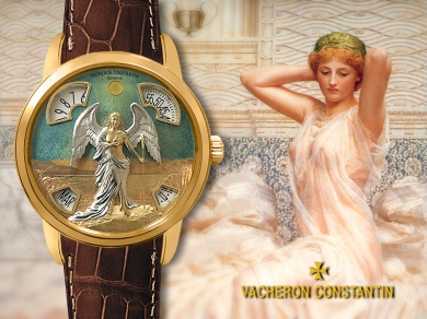 Vacheron Constantin Metiers D'Art The Maiden