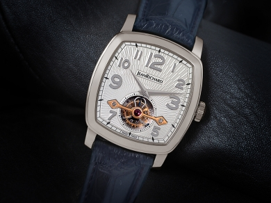 Jeanrichard Grand Tourbillon TV Screen