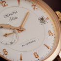 Zenith Elite Rose Gold