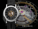 HALDIMANN H1 Flying Central Tourbillon