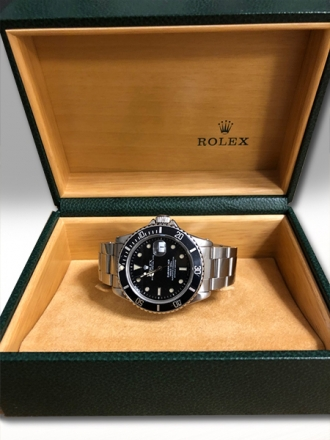 Rolex SUBMARINER 1985 year RARE