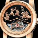 U.N. Genghis Khan Tourbillon