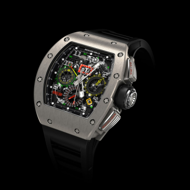Richard Mille Flyback Chronograph Dual Time