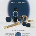 Patek Philippe Golden Ellipse Jumbo