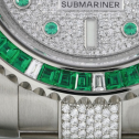 Rolex SUBMARINER Emerald Diamond