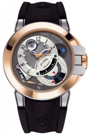 Harry Winston Ocean Alarm