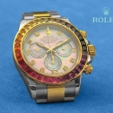 Rolex Oyster Perpetual Cosmograph Daytona Rainbow