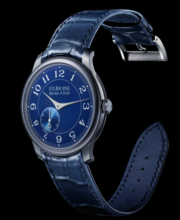 F.P. Journe Chronometre Bleu