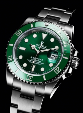 Rolex Submariner Date Green