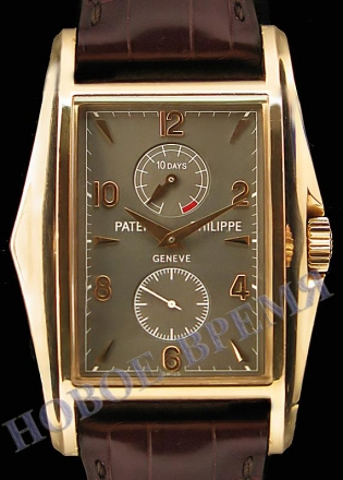 Patek Philippe 10 Day Power Reserve