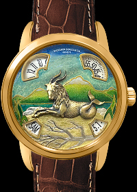 Metiers D'Art Goat-Horned