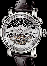 Grand Tourbillon Perpetual