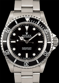 SUBMARINER NO DATE