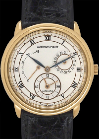 Juleus Audemars Dual Time GMT