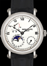 Power Reserve Moonphase