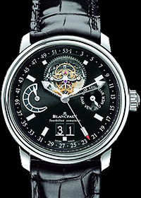 Leman Tourbillon Semainier