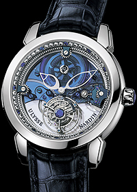 Royal Blu Tourbillon