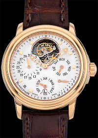 Leman Complicated Tourbillon